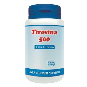 TIROSINA 500 30 CAPSULE