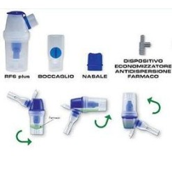 SET AMPOLLA RF6 PLUS