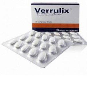 VERRULIX 30 COMPRESSE
