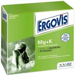 ERGOVIS MG+K 20 BUSTE 10 G