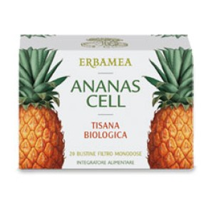ANANAS CELL TISANA BIOLOGICA 20 BUSTE
