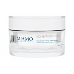 Miamo Longevity Plus Neck Revitalizing Cream 50 ML Crema Collo-Décolleté Rassodante Elasticizzante