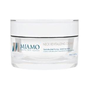 Miamo Longevity Plus Neck Revitalizing Cream 50 ML Crema Collo-Décolleté Rassodante Elasticizzante