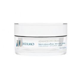 Miamo Longevity Plus Advacend Eye Cream 15 ML Crema Anti-Borse Anti-Occhiaie Anti-Rughe