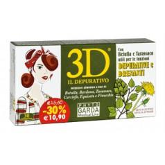 3D IL DEPURATIVO 30 COMPRESSE
