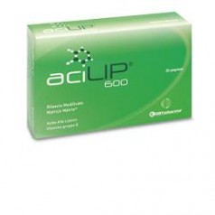 ACILIP 600 20 COMPRESSE