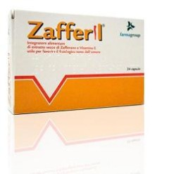 ZAFFERIL 24 CAPSULE