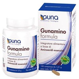 GUNAMINO FORMULA 150 COMPRESSE 151,50 G