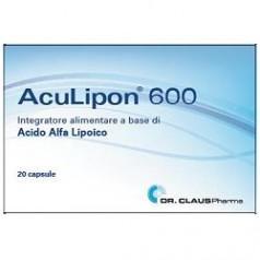 ACULIPON 600 20 CAPSULE