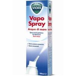 VICKS VAPOSPRAY ACQUA DI MARE IPERTONICO 100 ML