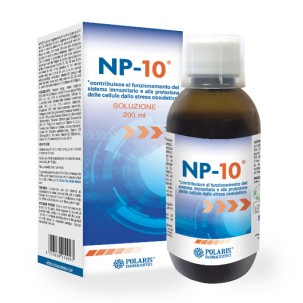 NP-10 SCIROPPO 200 ML