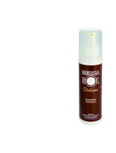 Dermasol solaire olio spray capelli