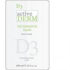 ACTIVE DERM DETERGENTE FLACONE 400 ML