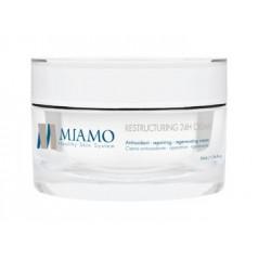 Miamo Longevity Plus Restructuring 24H Cream 50 ML Crema Antiossidante Riparatrice Rigenerante