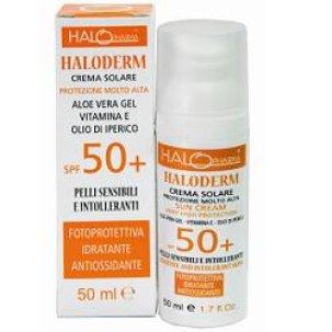 HALODERM CREMA SOLARE SPF50+ PROTEZIONE MOLTO ALTA 50 ML