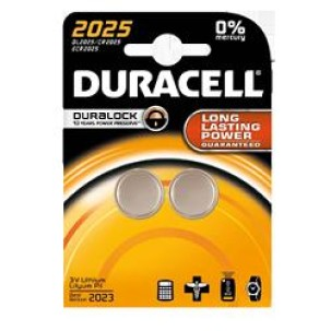 DURACELL SPECIALITY 2025 2 PEZZI