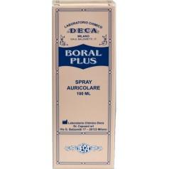BORAL PLUS SPRAY AURICOLARE 100 ML