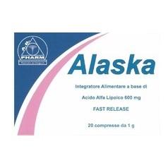 ALASKA 20 COMPRESSE