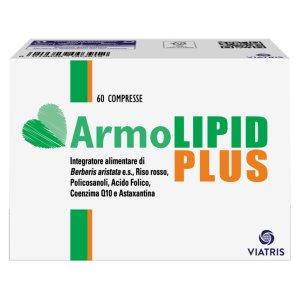 Armolipid Plus 60 Compresse Integratore per il Controllo del Colesterolo e dei Trigliceridi