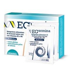 EGERMINA GRANULATO 10 BUSTINE 2 G