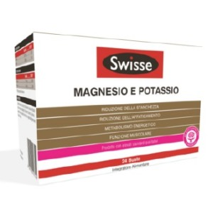 SWISSE ULTIBOOST MAGNESIO E POTASSIO 24 BUSTE