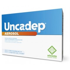 UNCADEP AEROSOL 10 FIALE DA 2 ML