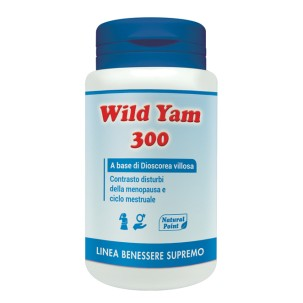 WILD YAM 300 50 CAPSULE