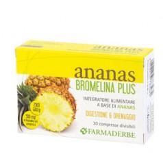 ANANAS BROMELINA PLUS 30 COMPRESSE