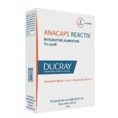 ANACAPS REACTIV DUCRAY 30 CAPSULE