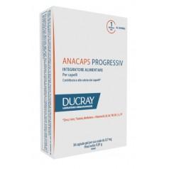 ANACAPS PROGRESSIV DUCRAY 30 CAPSULE