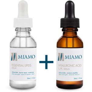 Miamo Kit Hyaluronic Acid L.H. Serum 30 ML + Essential Lipid Serum 30 ML