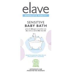 ELAVE BABY BATH DETERGENTE DELICATO CON CAMOMILLA E ALOE VERA BIOLOGICO 400 ML