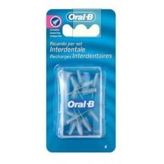 ORALB MAN SET INTERDENTALE REFILL CONICO FINE 3/6,5 MM