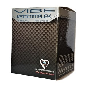VIBE KETOCOMPLEX AL BISCOTTO 20 BUSTINE