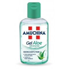 AMUCHINA GEL ALOE 80 ML