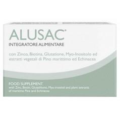ALUSAC 30 COMPRESSE