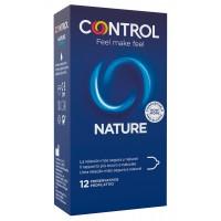 Profilattico Control New Nature 2.0 12 Pezzi