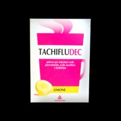 TACHIFLUDEC*orale polv 10 bust limone