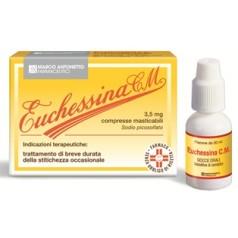 EUCHESSINA C.M.*18 cpr mast 3,5 mg