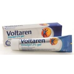 VOLTAREN EMULGEL*gel derm 60 g 2%