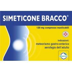 SIMETICONE (DOMPE')*24 cpr mast 120 mg