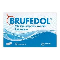 BRUFEDOL*10 cpr riv 400 mg