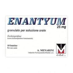 ENANTYUM*orale grat 10 bust monod 25 mg