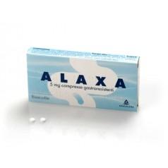 ALAXA*20 cpr gastrores 5 mg