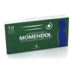 MOMENDOL*12 cpr riv 220 mg