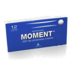 MOMENT*12 compresse rivestite 200 mg