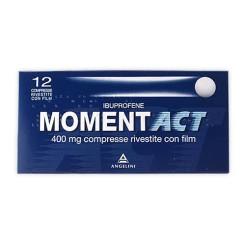 MOMENTACT*12 compresse rivestite 400 mg