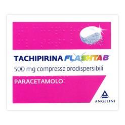 TACHIPIRINA FLASHTAB*16 compresse orodispersibili 500 mg