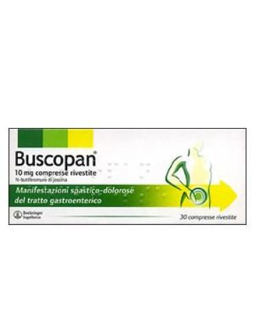 Buscopan*30 cpr riv 10 mg