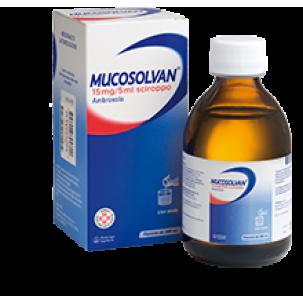 MUCOSOLVAN*sciroppo 200 ml 15 mg/5 ml aroma frutti di bosco